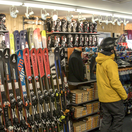Boutique ski Sports Experts